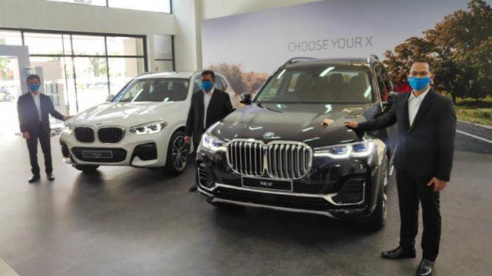 Spesifikasi dan Harga BMW X3 dan BMW X7 yang Baru Diluncurkan di Kota Malang