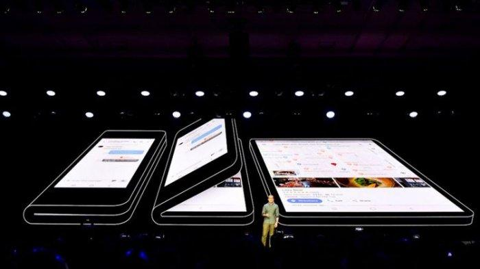 Ponsel Layar Lipat Samsung Beredar 20 Februari 2019, Simak Bocoran Spesifikasi dan Harganya, Murah?