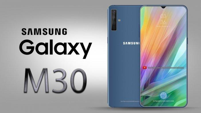 Bocoran Spesifikasi Samsung Galaxy M30, Adik Bungsu Galaxy M20 yang Miliki Tiga Kamera Belakang