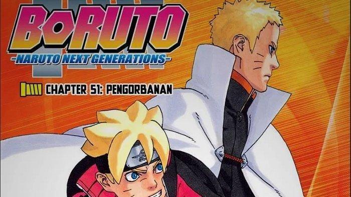 Spoiler Boruto Chapter 51 Rilis Kemarin 20 Oktober 2020 Gara Gara Kyuubi Baru Naruto Mati Halaman All Surya Malang