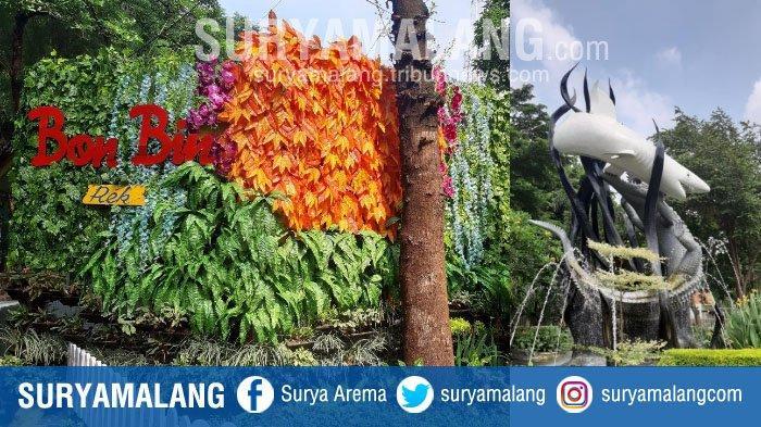Daftar Spot Foto Baru di Kebun Binatang Surabaya (KBS), Ada Mata Air Cinta, dan Taman Cinta