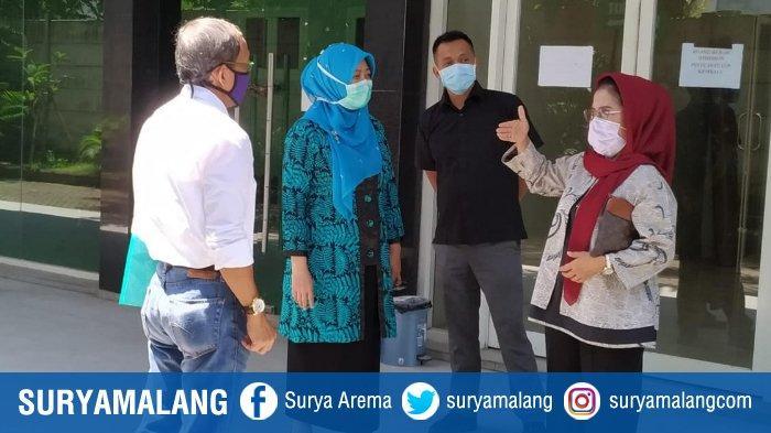 Sri Untari Kunjungi RS UB, Tinjau Kesiapan Untuk Jadi Rumah Sakit Rujukan Tangani Covid-19