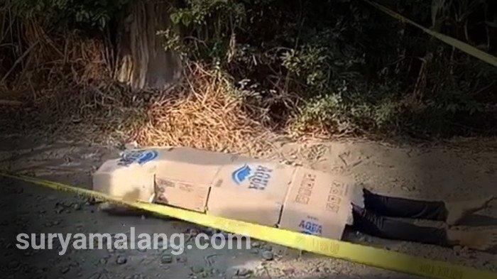 Bukti Baru Penemuan Mayat Wanita di Jalan Jombang-Madiun, Polisi Temukan Chat Pertengkaran Asmara