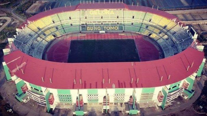 Penjelasan Detail Harga Sewa Stadion GBT, Pemkot Surabaya Sampai Turunkan Usulan Tarif Baru