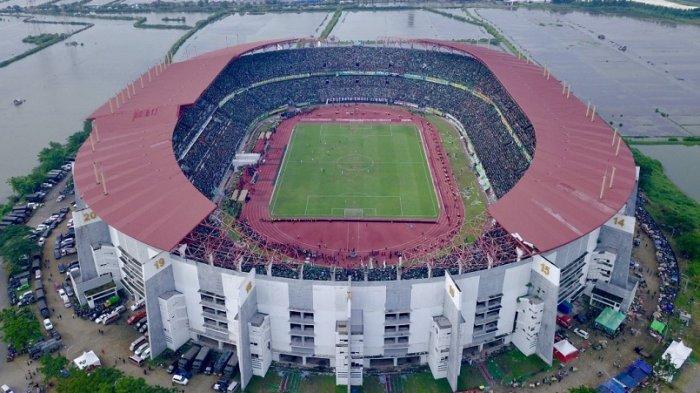 Renovasi Gelora Bung Tomo (GBT) Surabaya untuk Piala Dunia U-20, Mulai Rumput sampai Tempat Duduk