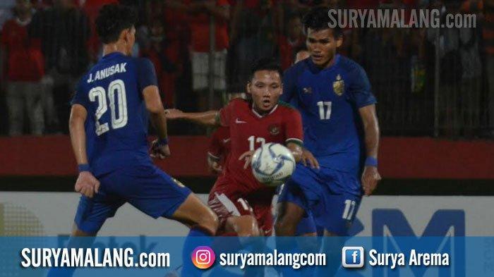 Laga Timnas U19 Indonesia Vs Malaysia Sesaat Lagi, Myanmar Menanti di Final Usai Kalahkan Thailand