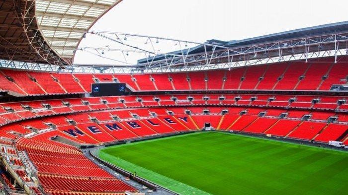 FINAL EURO 2020 - Pemerintah Inggris Melarang Suporter Italia Datang Menonton ke Stadion Wembley
