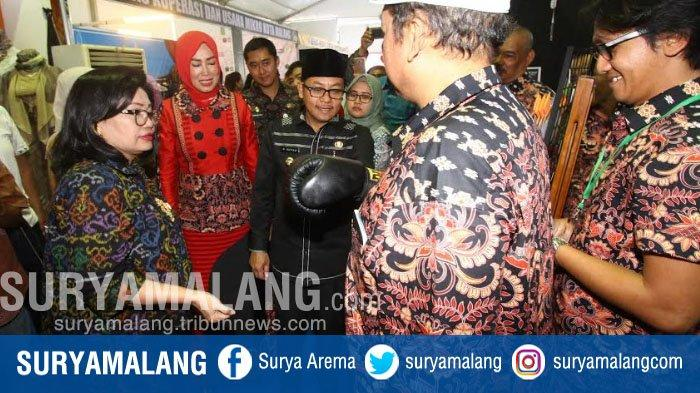 Omset Malang City Expo Ditarget Rp 3 Miliar