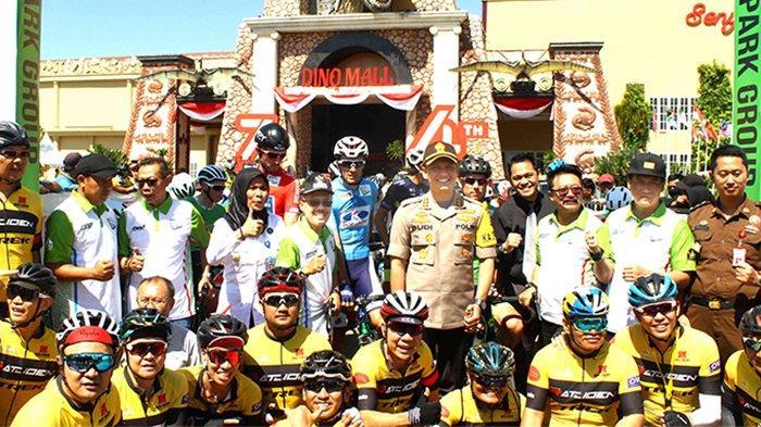 Terinspirasi Tour d'Indonesia, Wakil Wali Kota Batu Punjul Santoso Ingin Gelar Tour d'Batu