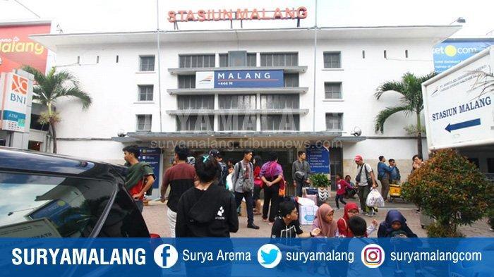 Stasiun Kota Malang Baru di Jalan Panglima Sudirman, Ditarget Beroperasi Sebelum Idul Fitri 2020
