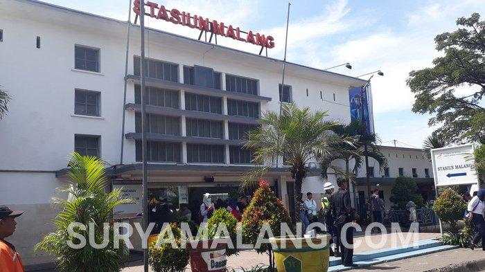Desain Anyar Stasiun Malang Bakal Dipajang