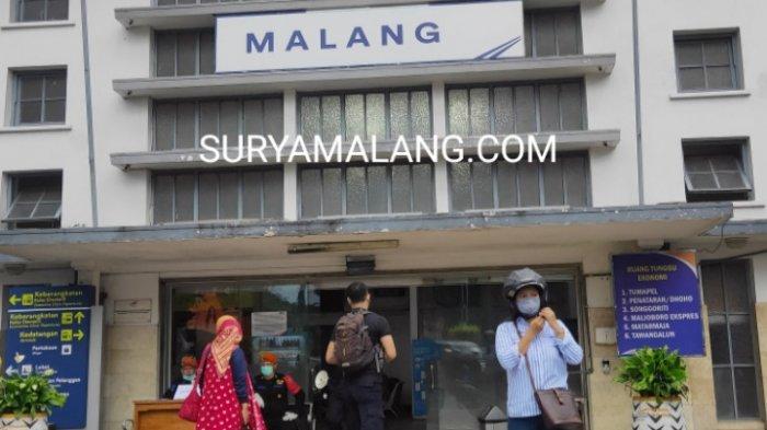 KA Lokal Tujuan Malang dan Surabaya Jadi Pilihan Favorit Saat Libur Nataru