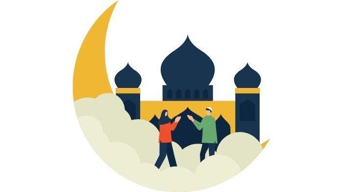 Stiker Idul Fitri 2021 2