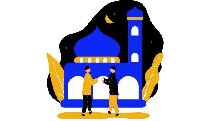 Stiker Idul Fitri 2021 6