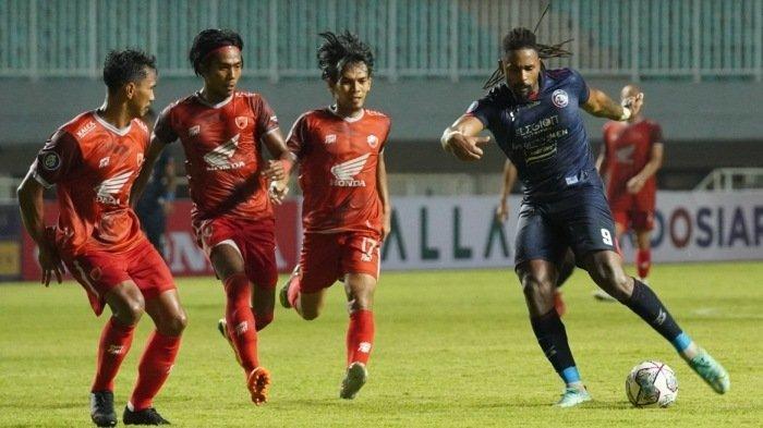 Tinggal Satu Hotel, Begini Suasana Keakraban Arema FC dan PSM Makassar Selama di Bogor, Ajang Reuni