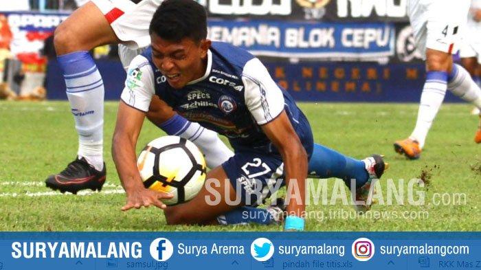 Masuk Nominasi 5 Pemain Terbaik, Lihat Catatan Bagus Striker Arema FC, Dedik Setiawan Ini!