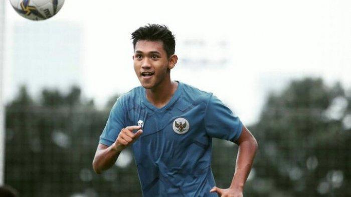Striker Arema FC, Titan Agung Fawwazi Gagal Tampil di Piala Dunia U-20