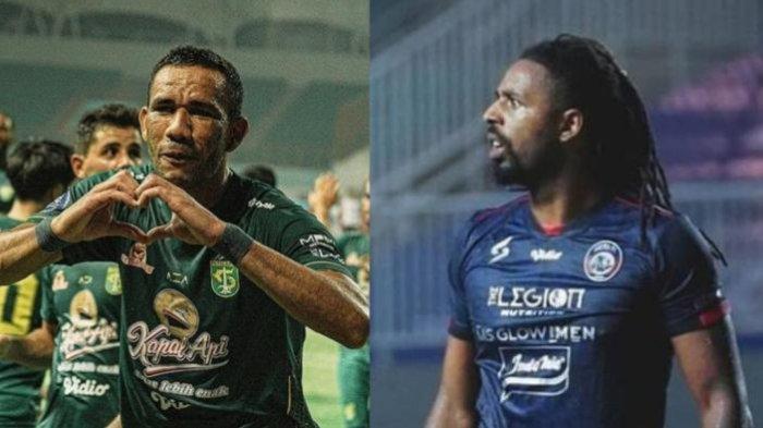 Beda Kualitas Striker Arema & Persebaya, Carlos Fortes Masih Mandul, Jose Wilkson Top Skor Sementara