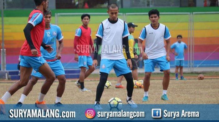 Antara Striker dan Winger, Ini Posisi Idaman Sunarto di Arema FC