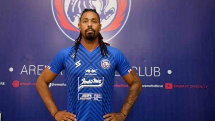 Ditanya Soal Liga Indonesia, Striker Asing Arema Malah Bercerita Tentang Bali United & Paulo Sergio