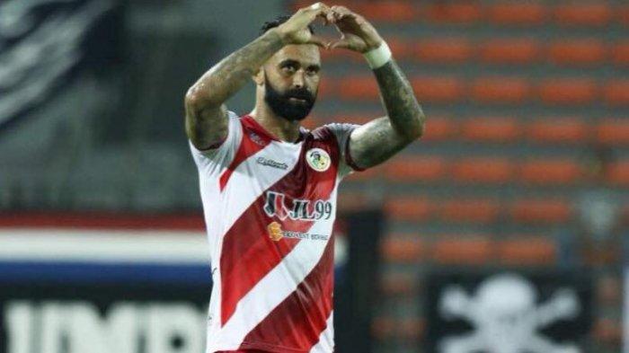 Bursa Transfer Liga 1 2019 - Jawaban Manajemen Soal Guilherme de Paula yang Disebut Gabung Arema FC