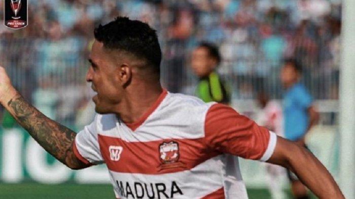 Hasil Skor Sementara Babak 1 Madura United Vs Persebaya, Bajol Ijo Tertinggal 1-2