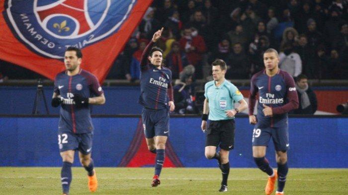 Paris Saint-Germain Vs Marseille, Usai Pesta Gol Mala Petaka Menerjang Neymar di Ujung Laga