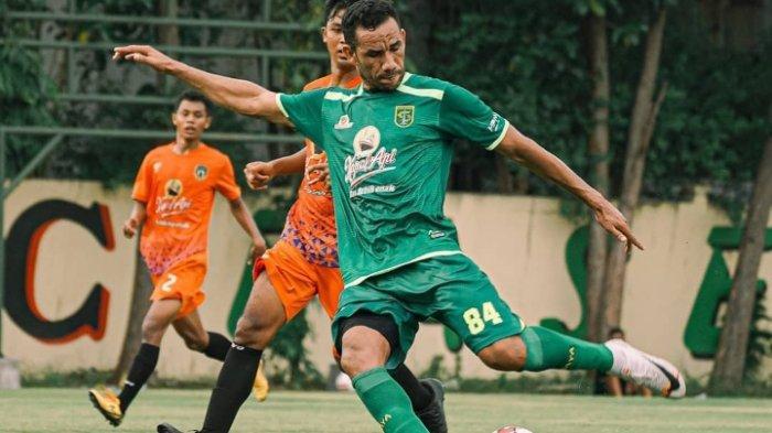Daftar Pencetak Gol Uji Coba Persebaya Vs Malang United, Bajul Ijo Menang 11-0