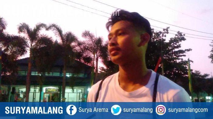 Striker Muda Persik Kediri Septian Bagaskara Ikuti TC Timnas Indonesia U-23 Bersama Shin Tae-yong