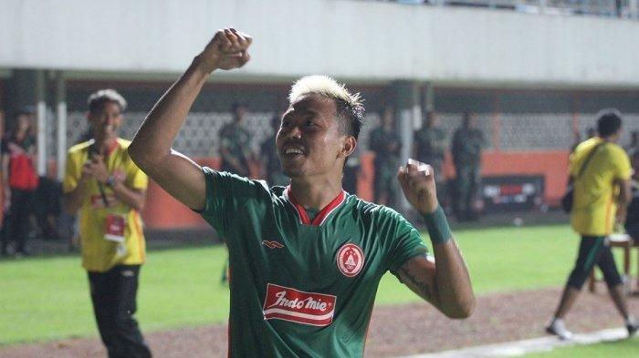 Arema FC Vs PSS Sleman, Kushedya Hari Yudo Mantan Super Elang Jawa Kini Mengabdi untuk Singo Edan