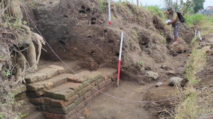 BPCB Jatim Sebut Temuan Struktur Bata Kuno di Kota Blitar Berpotensi Diteliti Lebih Lanjut