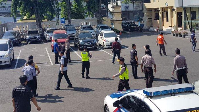 Ledakan Bom di Polrestabes Surabaya, Ada Anggota yang Jadi Korban