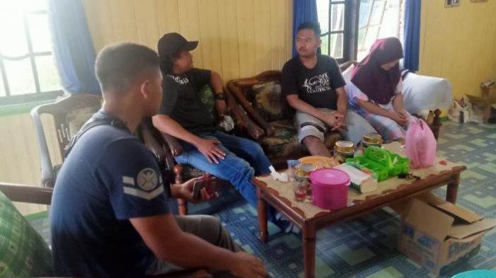 Gilang Pelaku Fetish Kain Jarik Ditangkap Tanpa Perlawanan di Kalimantan Tengah