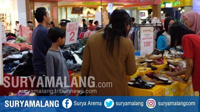 Malang Town Square (Matos) Tutup Selama Dua Pekan, Pengunjung Turun Drastis Gara-Gara Corona
