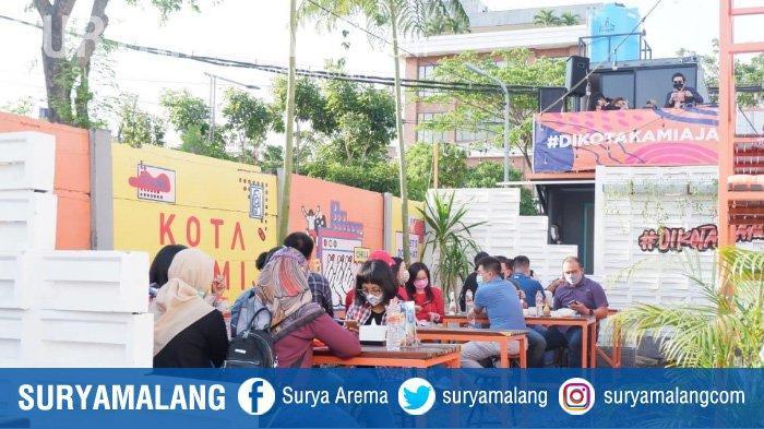 Yuk Nongkrong di Kotakami Surabaya, Incipi Sajian Kuliner UMKM di Tempat yang Cozy dan Instagramable
