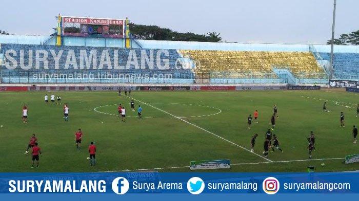 Susunan Pemain Arema Vs PSM Makassar – Singo Edan Turunkan Pemain Terbaik, Tim Tamu Pincang