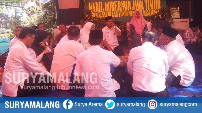 Di Tengah Suasana Duka di Rumah Guru yang Dibunuh Muridnya, Ada Kabar Gembira dari Istri Almarhum