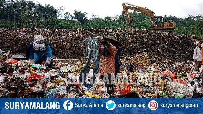 TPA Tlekung Kota Batu Sudah Jadi Gunungan Sampah dan Bau Busuk, Pemkot Batu Bikin Solusi Ini