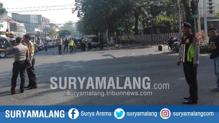 Bocah Korban Teror Bom Gereja di Surabaya Kritis, Pesan Permintaan Bantuan untuk Si Bocah Ini Viral