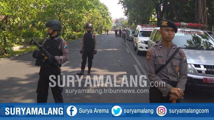 Saat Bom Meledak di Gereja Ngagel, Surabaya, Rumah Radius 100 Meter Ikut Bergetar