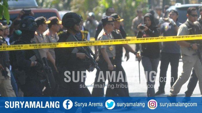 13 Korban Tewas dalam Teror Bom Gereja di Surabaya, Begini Nasib Para Jenazah