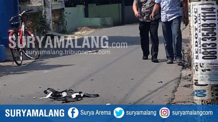 Usai Terdengar Ledakan di Desa Pogar, Bangil, Pasuruan, Pria Ini Takuti Warga dengan Tas Berisi Bom