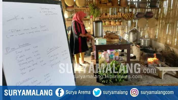 Kafe Ubi di Desa Pandanrejo Ajak Masyarakat Lestarikan Ketela