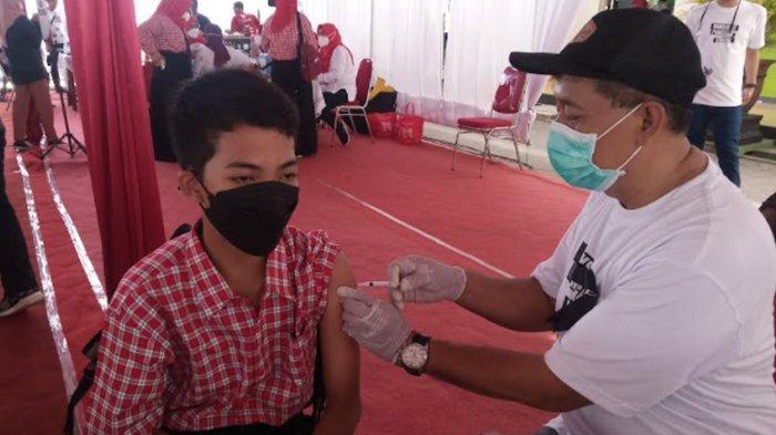 Bank Jatim, OJK Kediri, dan PMI, Siapkan 5000 Dosis untuk Vaksinasi Covid-19 Pelajar di Tulungagung