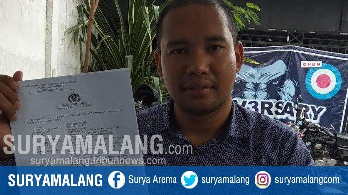Habis Jadi Korban Tsunami Di Palu, Pria Ini Bernasib Sial Kena Tipu Teman Sendiri Di Kota Blitar