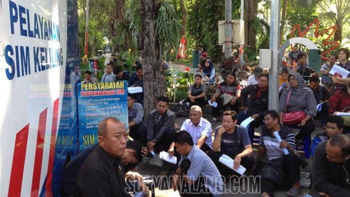 Lika-liku Urus SIM di Surabaya, Pemohon Pilih Surat Dokter di Puskesmas Cukup Bayar Rp 5.000