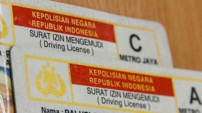 Info Penting Soal SIM, Masa Berlaku Tidak Mengacu Tanggal Lahir, Simak Juga Biaya Perpanjangan SIM