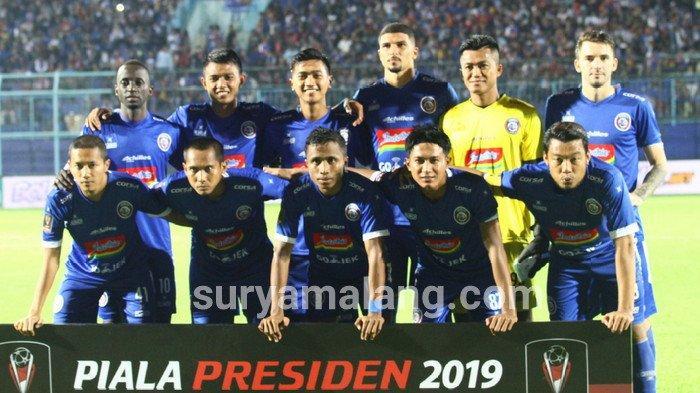 Posisi Arema FC Belum Aman, Barito Putera Bisa Buyarkan Peluang Perempat Final Piala Presiden 2019