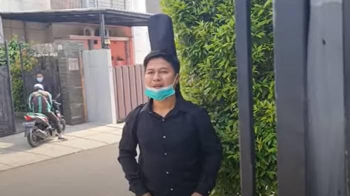 Suryanto pencipta lagu Nagita Slavina curhat kepada Baim Wong