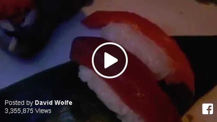 Masihkah Anda Berani Makan Sushi Setelah Lihat Video Ini?